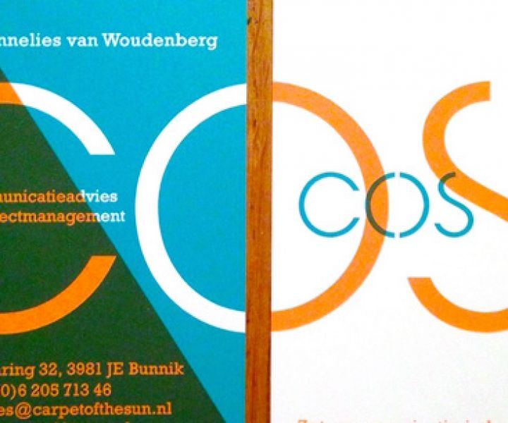 CoS, Communicatie & advies