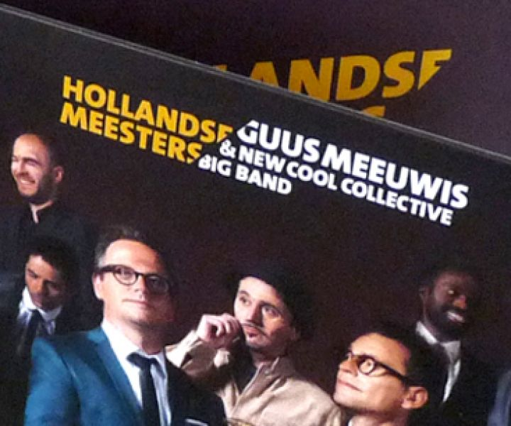 CD Hollandse Meesters